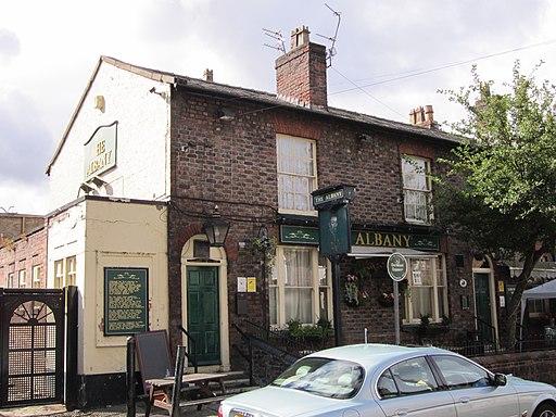 The Albany pub, Albany Road, Liverpool L13 (2)