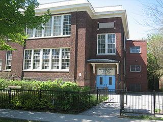 The Beach School School in Canada