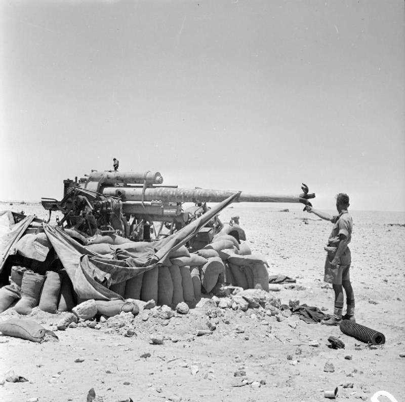 The British Army in North Africa 1942 E14520