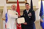 The Joint Planning Support Element holds change of command 140612-D-AY330-248.jpg