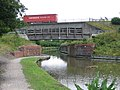 The M42 crosses the Coventry Canal - geograph.org.uk - 42814.jpg