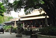 The Mahavira Palace of Guangxiaosi