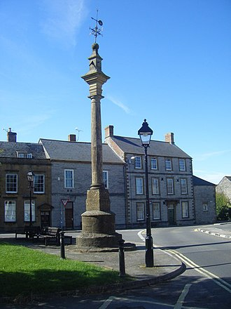 Ilchester - The Market Cross