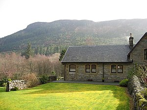 Invermoriston - The Old School House