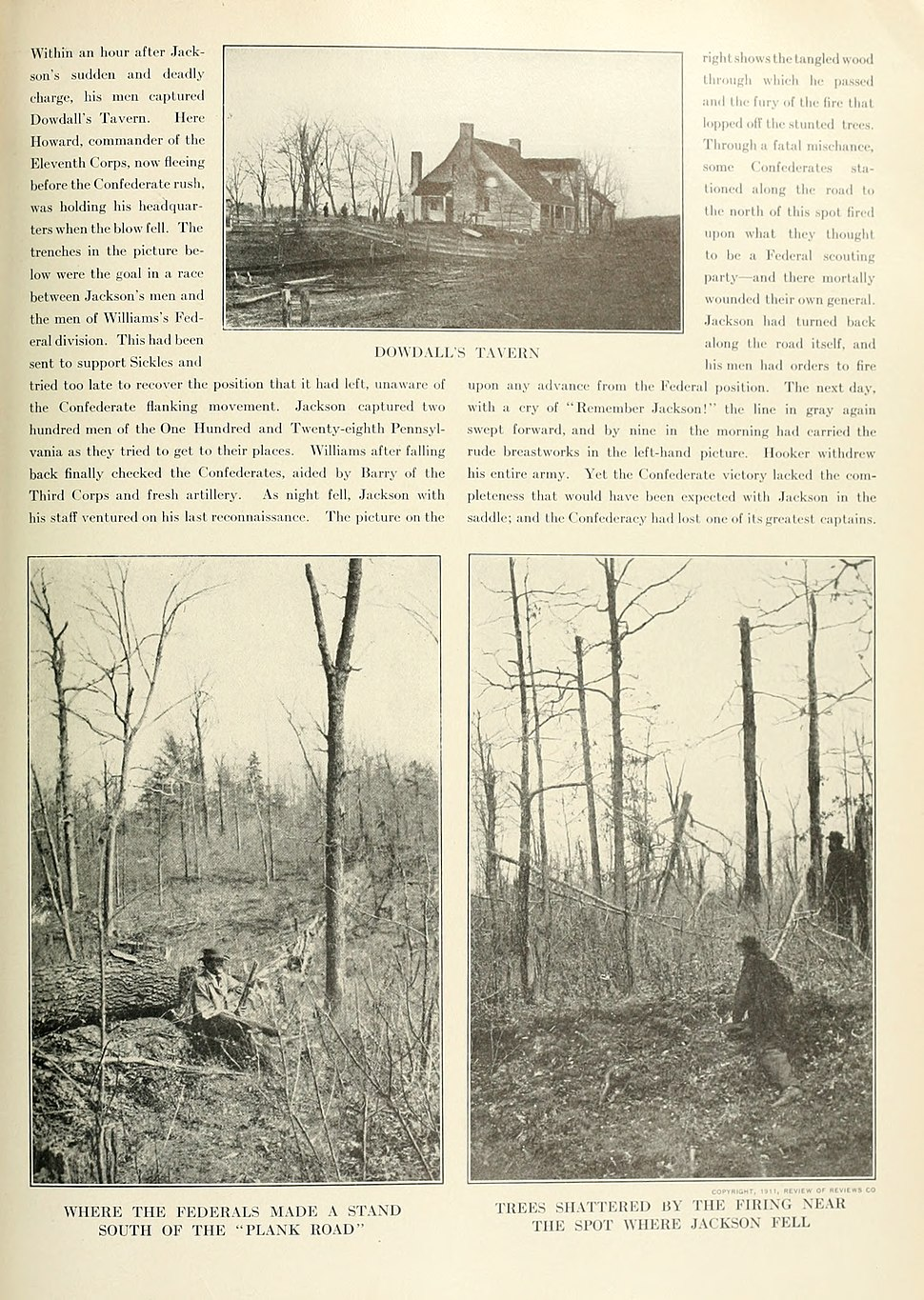 The Photographic History of The Civil War Volume 02 Page 125