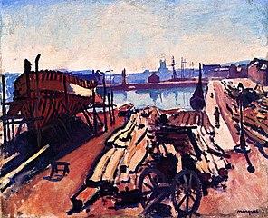 Le port de Fécamp