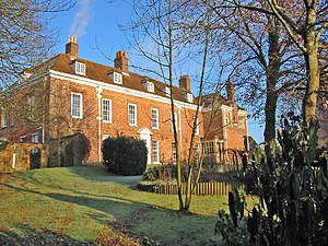Lyndhurst, Hampshire - The Queen's House