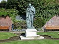 The Robert Owen memorial, Newtown - geograph.org.uk - 1274671.jpg