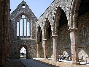 Sir George Grey, 1st Baronet - The Royal Garrison Church, where Sir George is buried.