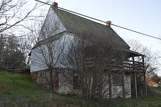 National Register of Historic Places listings in Amherst County, Virginia - Image: The Saddlery at Clifford