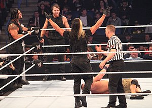 Elimination Chamber (2013) - The Shield at the event