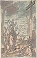The Standing Virgin Lamenting the Dead Christ at the Foot of the Cross MET DP803433.jpg