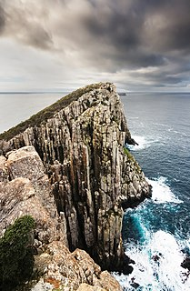 Tasman Peninsula peninsula on the east coast of Tasmania, Australia