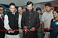 The Union Minister of Chemicals & Fertilizers and Steel, Shri Ram Vilas Paswan inaugurating the Steel Pavilion at the India International Trade Fair-2008, in New Delhi on November 14, 2008.jpg