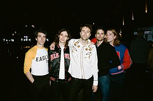 The Vaccines - The Vaccines, 2017. Photo by Brad Elterman.