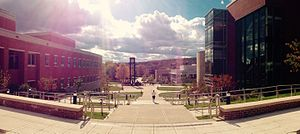 Frostburg State University - Frostburg State University campus