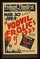"The tuneful musical hit! ""Vodvil frolic"" of 1937 - direct from Hollywood LCCN98516883.jpg"