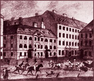 Theater in der Leopoldstadt - Theater in der Leopoldstadt, 1835