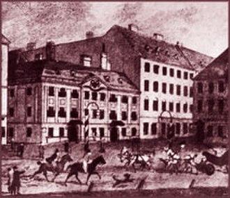 Theater in der Leopoldstadt - Theater in der Leopoldstadt, 1835