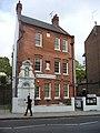 Theatro Technis, Crowndale Road - geograph.org.uk - 1561161.jpg
