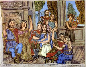Theophilos Hatzimihail - Image: Theofilos Eudoxia