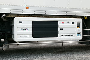 Thermo King - Thermo King Smart Reefer mobile refrigerator unit