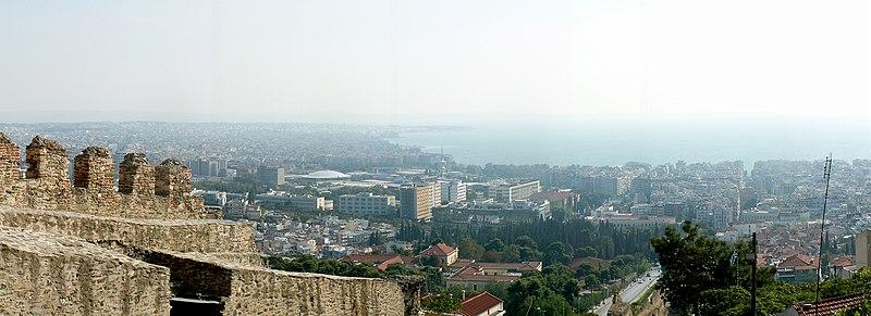 Εικόνα:Thesaloniki - Wiev of the city and the sea.jpg