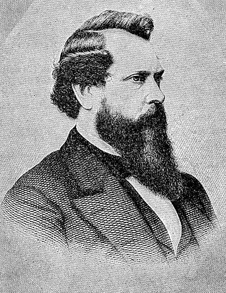 Rhode Island's 1st congressional district - Image: Thomas A Jenckes member of congress from RI