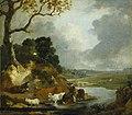 Thomas Gainsborough (1727-1788) - Crossing the Ford - 446672 - National Trust.jpg