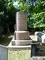 Thomas Hood grave Kensal Green Cemetery.JPG
