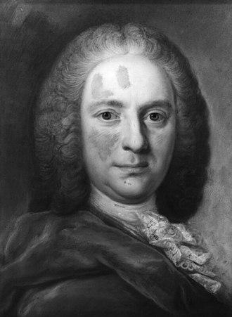 Thomas Robinson, 1st Baron Grantham - Image: Thomas Robinson, 1st Baron Grantham