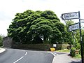 Three Way Road Junction, Bolsterstone - geograph.org.uk - 1625936.jpg