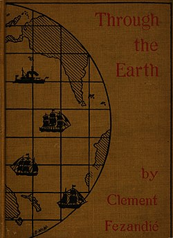 Through the Earth - Front Cover.jpg