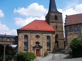 Thurnau - The Evangelical-Lutheran St.-Laurentius-Church of Thurnau