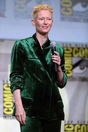 Tilda Swinton - Swinton in July 2016