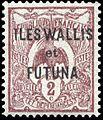 Timbre Wallis et Futuna 1920 - 2 centimes.jpg