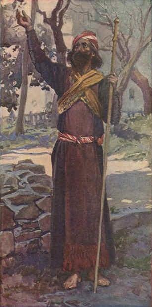 Tissot Zechariah
