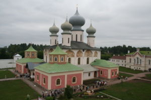 Tikhvin - Tikhvin Cathedral of Dormition