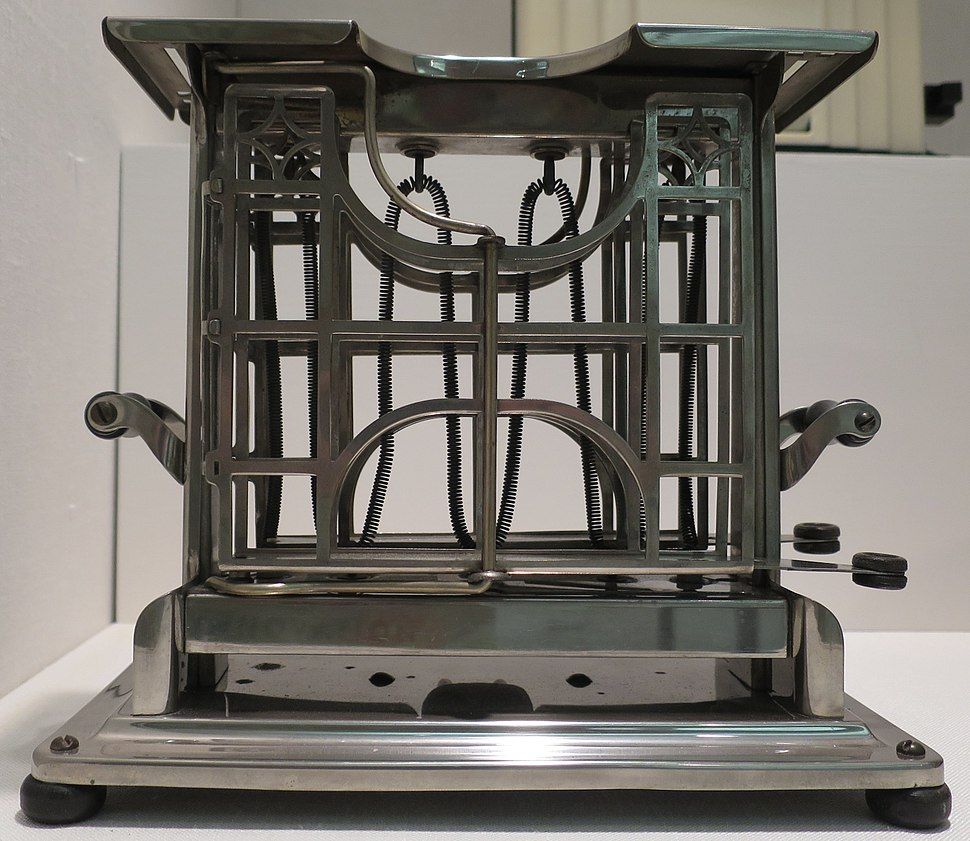 Toaster, Universal, Model E947, c. 1915, Landers, Frary and Clark, New Britain, Connecticut, Wolfsonian-FIU Museum