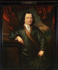 Portrait of Abraham de Sadelaer