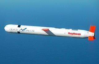 Tomahawk (missile) Long-range, subsonic cruise missile
