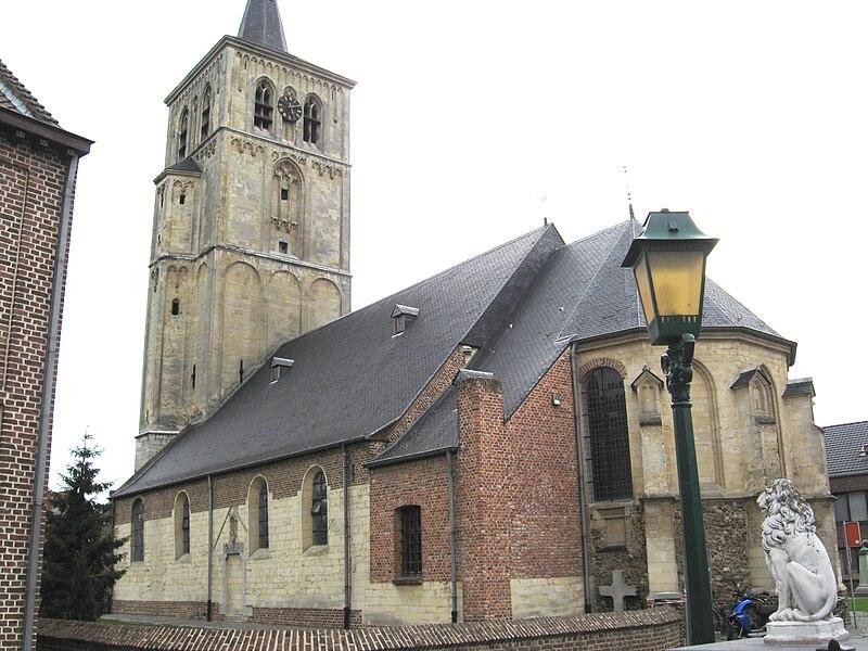Bestand:Tongerlo (Limburg) - Sint-Petruskerk.jpg