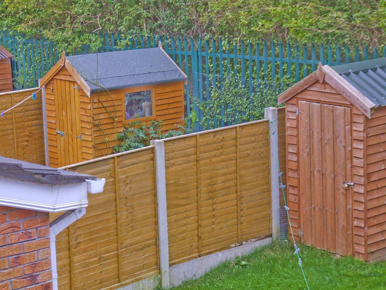 faire son abri de jardin