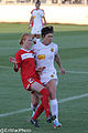 Tori Huster Abby Wambach 2013-04-20 Washington Spirit - Western New York Flash-24 (8953868825).jpg