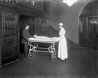 The Hospital for Sick Children - Hospital for Sick Children, c. 1915