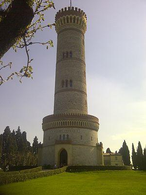Desenzano del Garda - Image: Torre San Martino della Battaglia