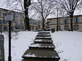 Toulouse neige 20130225 Square Maurice Pujol.jpg