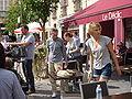 Tournage Voir la mer Dijon 02.JPG