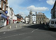 Town Square - geograph.org.uk - 1286355