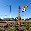 Town clock, Narembeen, 2014(1).JPG